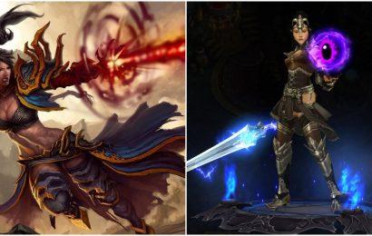 Diablo 3: The Best Wizard Builds, Ranked