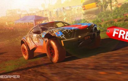 Dirt 5 Is Free To Play This Weekend On Steam