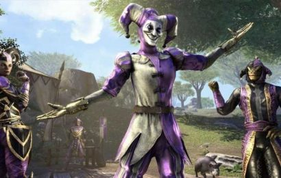 Throw Pie At Your Enemies During The Elder Scrolls Online Jester's Festival