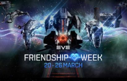 Eve Online Is Hosting Friendship Week, With Skins, Charity, And An Omega Discount
