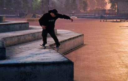 Skater XL Players Can Now Explore Embarcadero Plaza