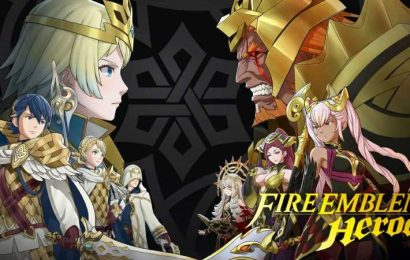 Upcoming Fire Emblem Heroes Banner Features Characters From Three Houses