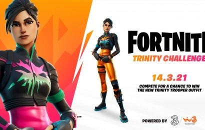 Fortnite Holding Trinity Challenge On March 14, Top Players Will Earn The Exclusive Trinity Trooper Outfit