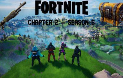 Fortnite: Chapter 2 – Season 6 Wishlist