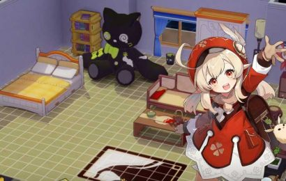 Honkai Impact 3rd's Dormitory Feature Is One Of Its Best, I Hope It Comes To Genshin Impact
