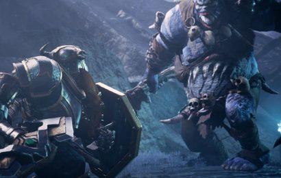 Dark Alliance is a D&D-themed brawler that feels a bit like Gears of War