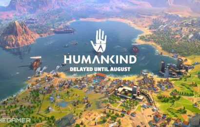Humankind Has Been Delayed Until August