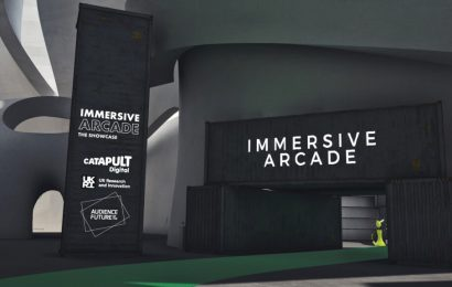 Enter the Immersive Arcade: The Showcase in Museum of Other Realities for Free