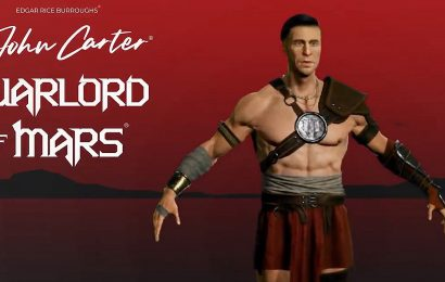 Former Fortnite And Sea Of Thieves Devs Reveal New FPS, John Carter: Warlord of Mars