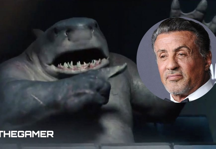James Gunn Confirms That Sylvester Stallone Is Voicing King Shark In The Suicide Squad