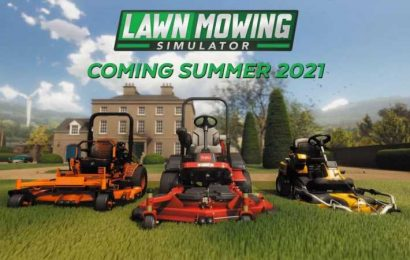 Lawn Mowing Simulator Revs Onto Xbox And Steam This Summer, No Really