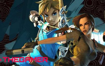 Survey Deems Link And Lara Croft As The Hottest Video Game Heroes