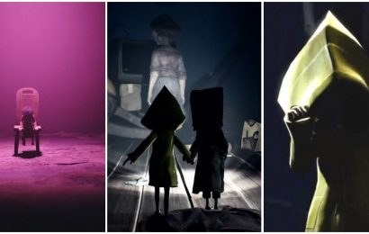 10 Questions We Have About Little Nightmares 2