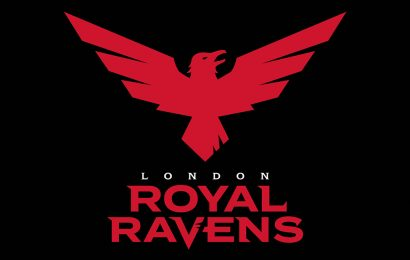 London Royal Ravens sweep LA Guerrillas for their first win