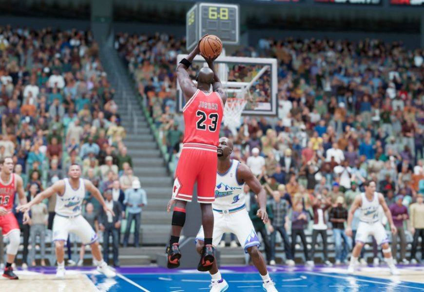 Xbox Game Pass dishes NBA 2K21 to subscribers this week