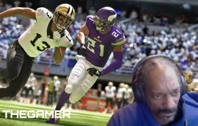 Snoop Dogg Ragequits Madden NFL 21, Lets Twitch Stream Run 7 Hours