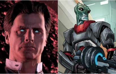 Mass Effect: 10 Things You'll Only Know If You Read The Comics