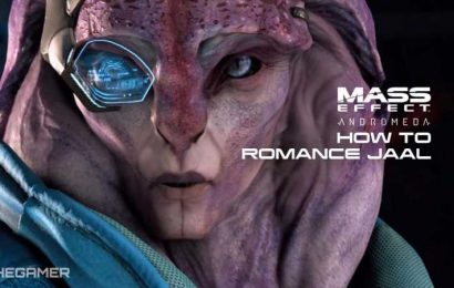 Mass Effect Andromeda: How To Romance Jaal