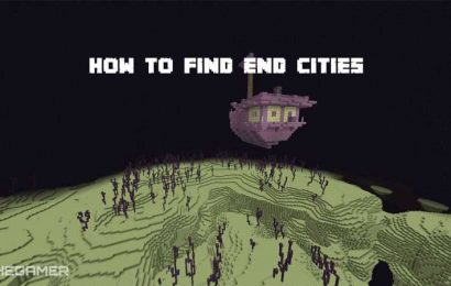 Minecraft: How To Find End Cities