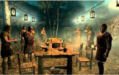Skyrim: A Night To Remember Quest Walkthrough