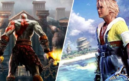 Final Fantasy And God Of War Among 700 PS2 Prototypes Shared By Preservation Group