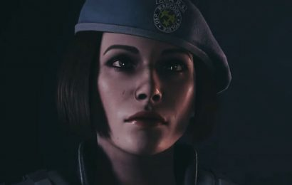 Rainbow Six Siege Zofia Dons Her Beret With New Jill Valentine Cosmetic