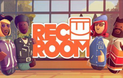 Rec Room Raises $100m Towards Social VR Growth