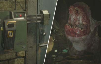 Resident Evil 3: How To Escape The Sewers