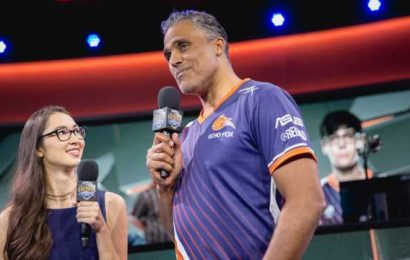 Rick Fox returns to gaming with new company HiDef Inc.