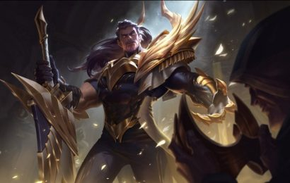 Glorious Tryndamere in new Wild Rift regions? Riot responds