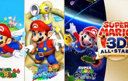 You Can Still Get Super Mario 3D All-Stars After April 1 Using Retail Cards