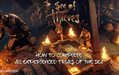 Sea Of Thieves: How To Complete All Experienced Trials Of The Sea