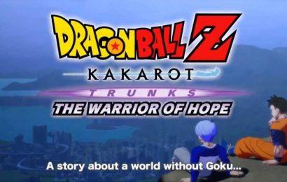 Dragon Ball Z: Kakarot – Trunks: The Warrior Of Hope DLC Coming In Summer 2021