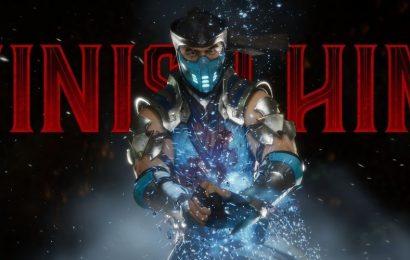 First Sub-Zero Concept Art Shared By Mortal Kombat Co-Creator