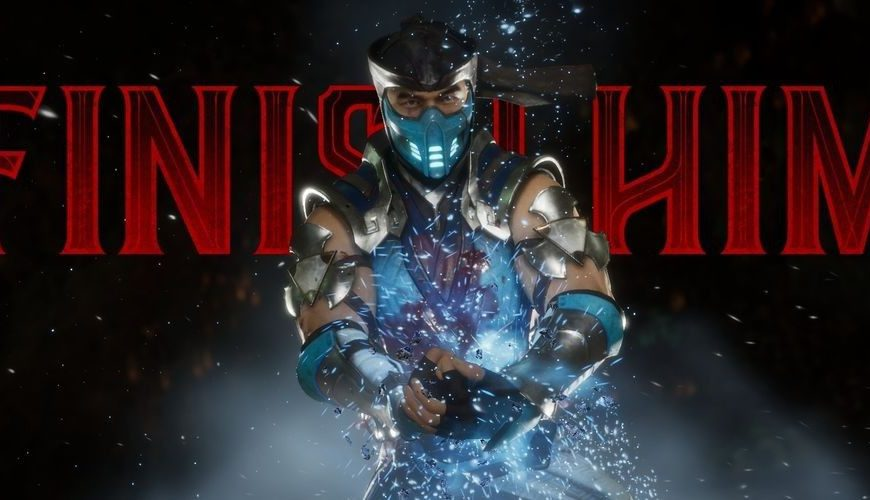 First Sub-Zero Concept Art Shared By Mortal Kombat Co-Creator