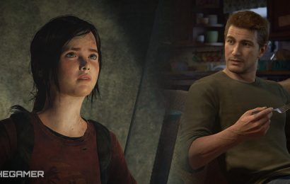 Someone Has Found A Last of Us Part 2 Easter Egg In Uncharted 4