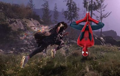 The Forspoken Trailer Has Convinced Me That Marvel's Avengers Might Get Spider-Man Right