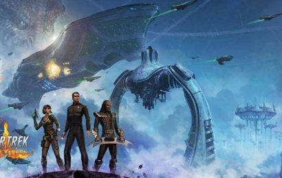 Help Fight The Voth Advance In Latest Star Trek Online Event
