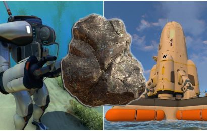 Subnautica: Where To Find Nickel And The Best Uses For It