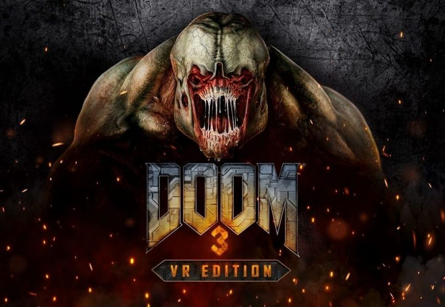 'DOOM 3' Rips onto PSVR This Month in Special 'VR Edition', Trailer Here – Road to VR