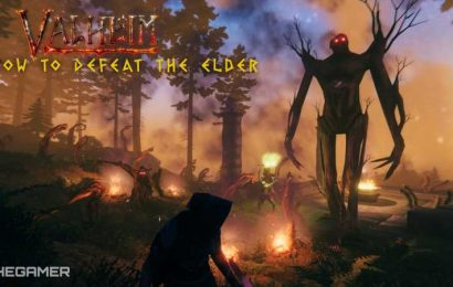 Valheim: How To Defeat The Elder