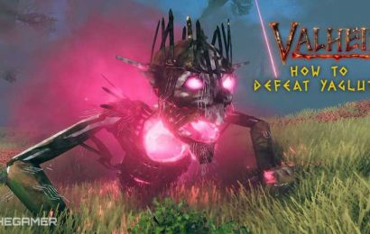 Valheim: How To Defeat Yagluth