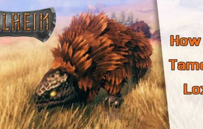 Valheim: How To Tame A Lox