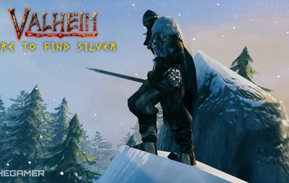 Valheim: How To Find Silver