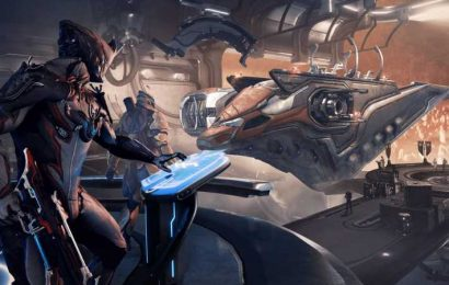 Upcoming Warframe Update Will Overhaul Railjack And Set The Stage For Call Of The Tempestarii