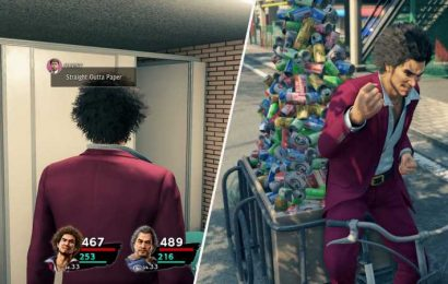 Yakuza: Like A Dragon Guide To Toiler Paper Requests And Where To Get Pocket Tissues
