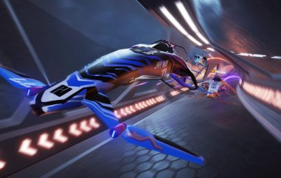 Preview: Z-Race – Futuristic Toy Car Racing
