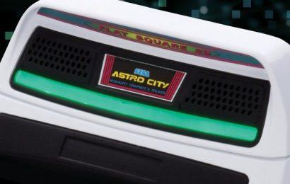 Limited Run Games' Astro City Mini Arcade System Offers Nearly 40 Sega Games In One Mini Cabinet