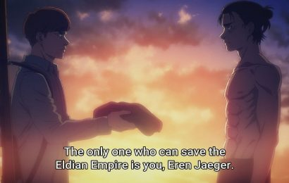 Attack On Titan Episode #71 Is Showing Us How Easily Patriotism Can Swing Into Fascism