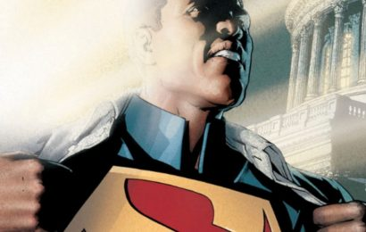 The DCEU's Black Superman Movie Should Follow The Comics And Make Him The President